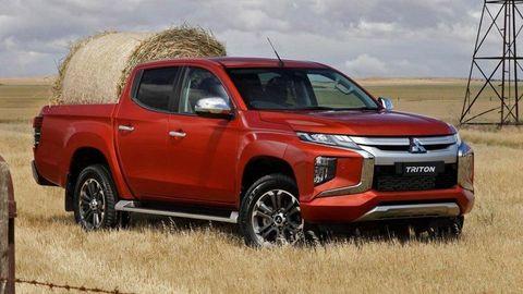 Mitsubishi Triton 2019 giảm giá Sốc, khuyến mại, giao xe triton ngay