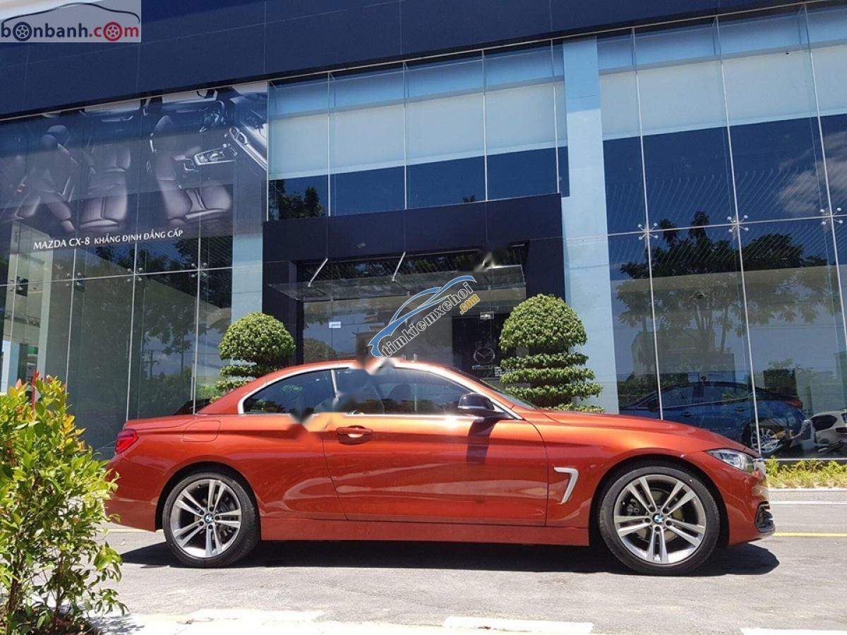 Bán BMW 4 Series sản xuất 2018, xe nhập