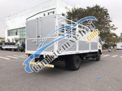 Bán xe tải Tata 7 tấn nhập khẩu Ấn Độ, giá tốt nhất thị trường