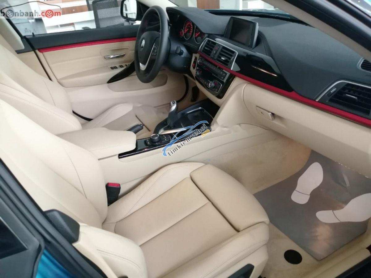 Bán xe BMW 4 Series 420i Gran Coupe đời 2019, màu xanh lam, xe nhập