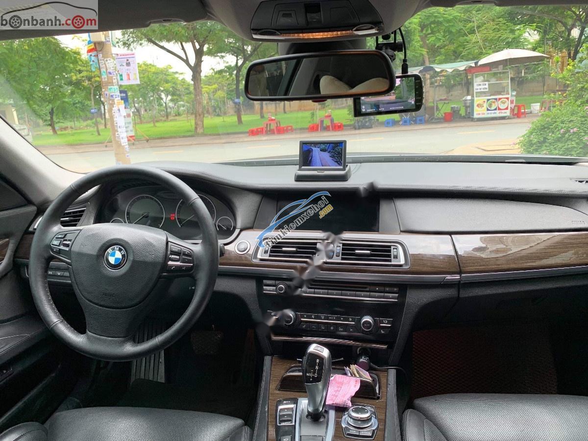 Cần bán BMW 7 Series 750Li đời 2009, nhập khẩu