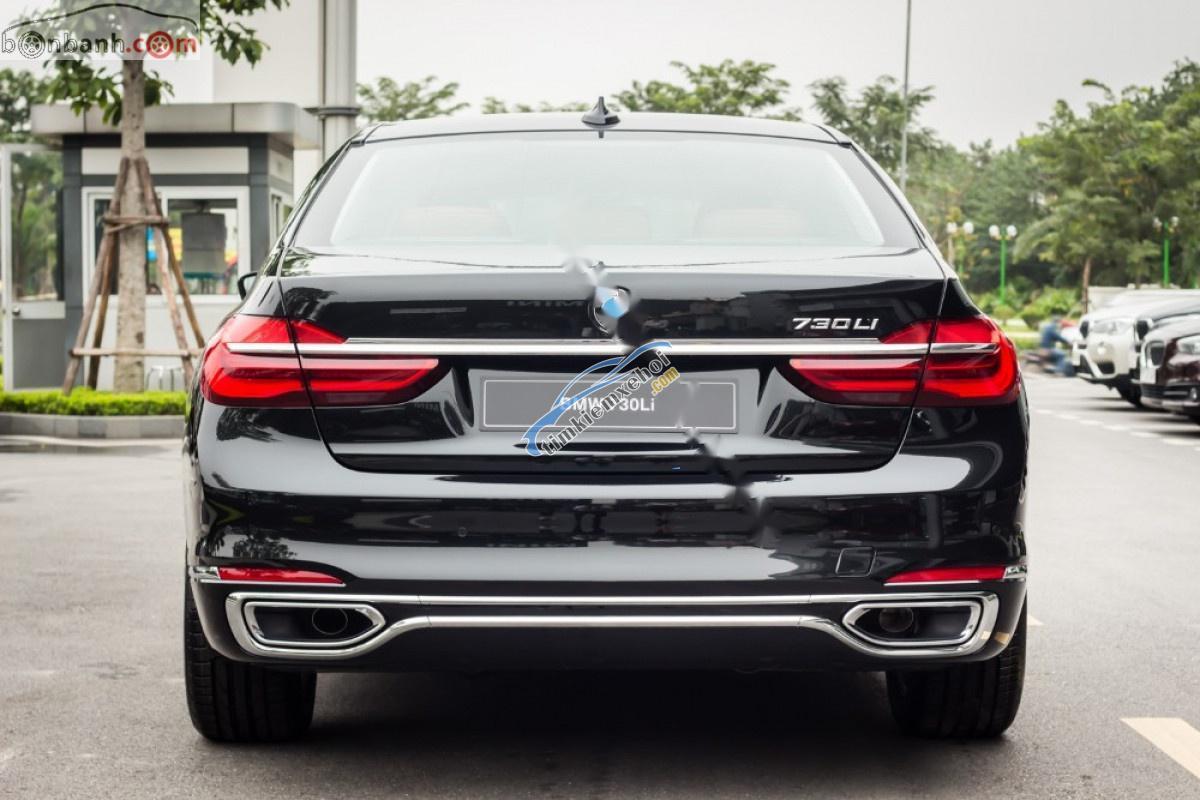 Bán BMW 730Li đời 2018, màu đen, nhập khẩu