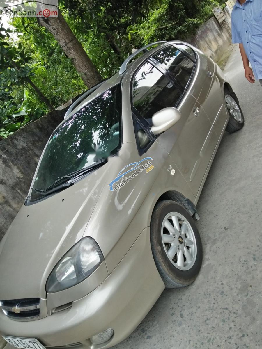 Cần bán lại xe Chevrolet Vivant CDX AT sản xuất năm 2009, giữ gìn và ít đi