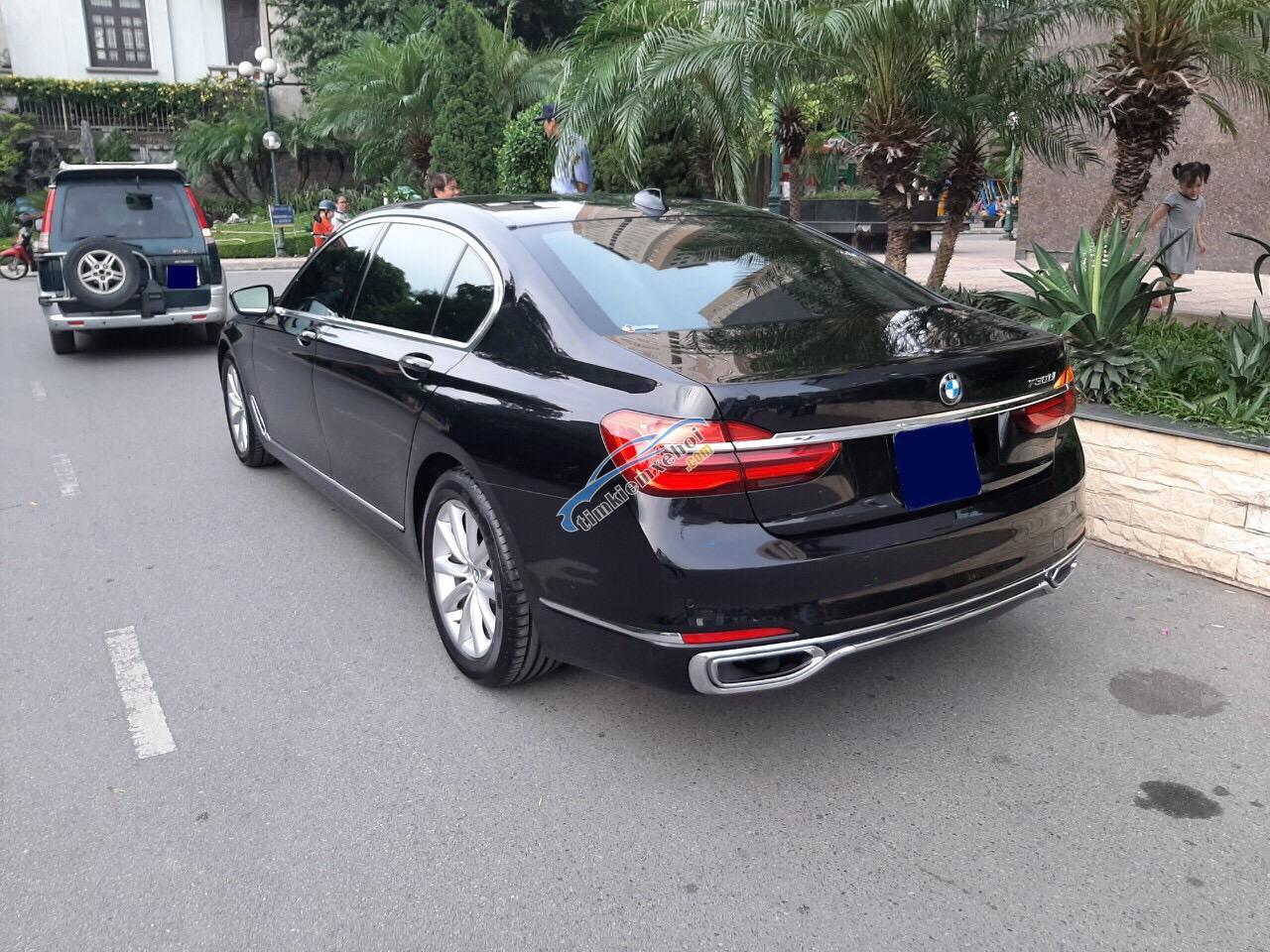 Bán BMW 730Li 2016 đi 56.000km xe chính chủ
