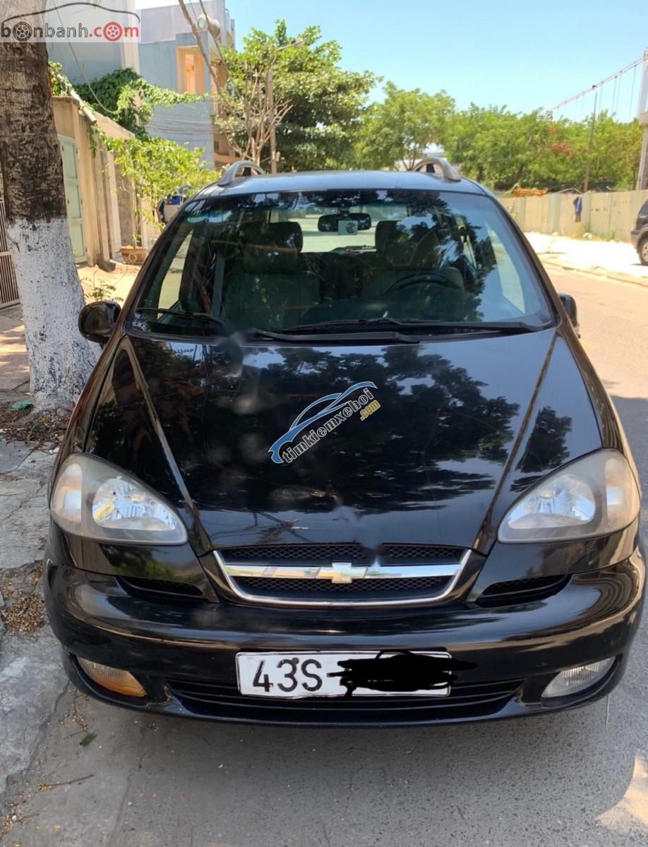 Cần bán xe Chevrolet Vivant, đời xe 2008, biển số Đà Nẵng