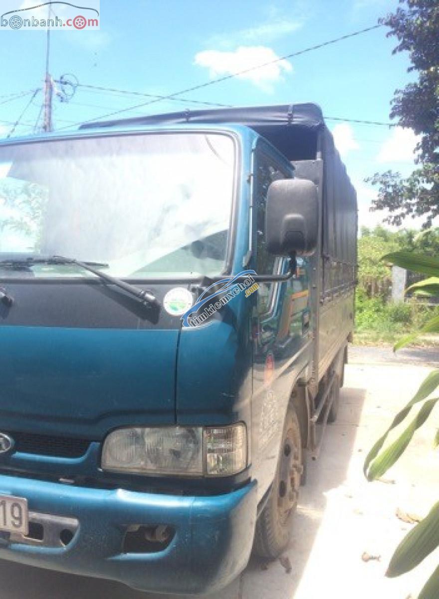 Bán xe Kia K3000S 2013, màu xanh lam