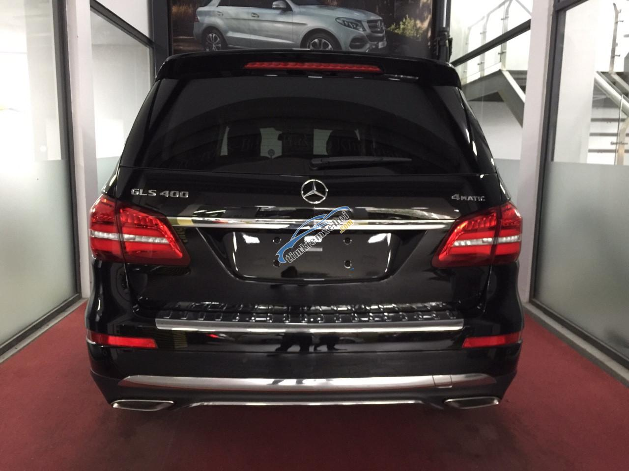 Bán Mercedes-Benz GLS 400 4Matic 2019, xe giao ngay
