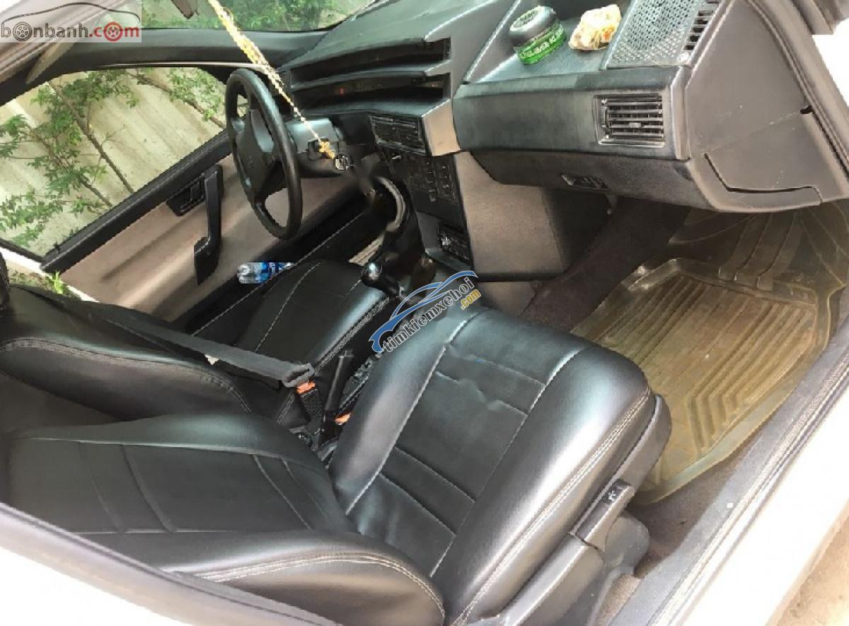 Bán Fiat Tempra 1996 màu trắng, xe còn đăng kiểm
