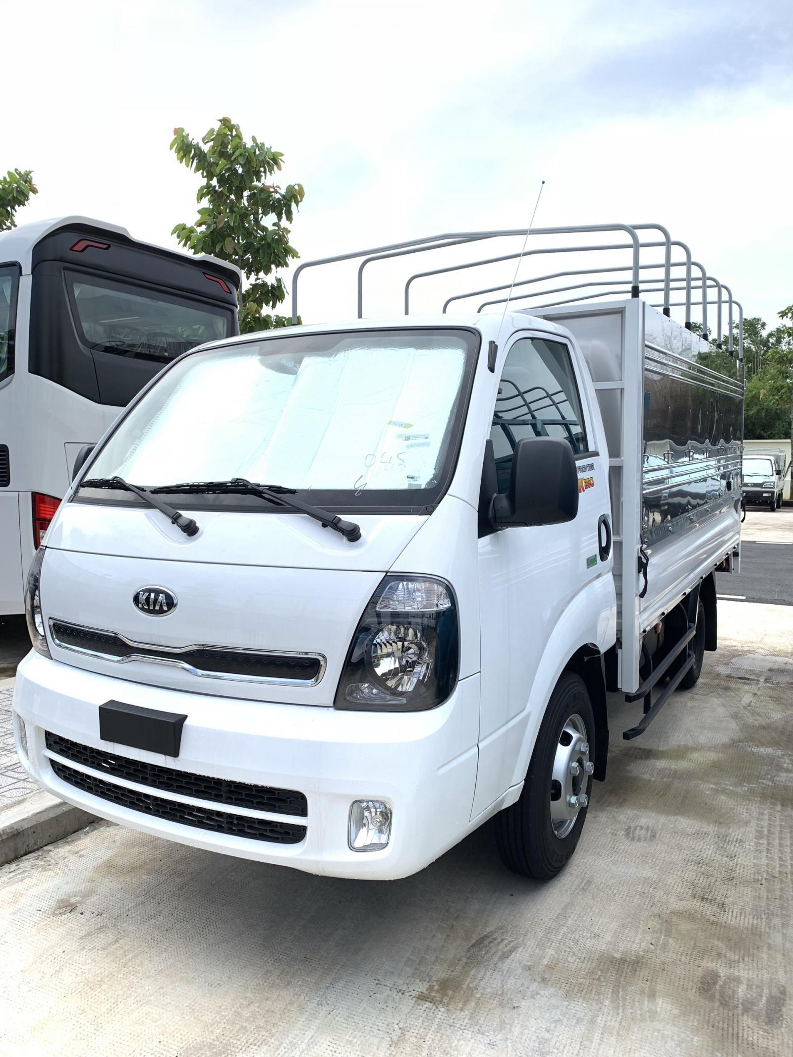 Xe tải KIA K250, máy dầu đời 2019, Tải trọng 2T49