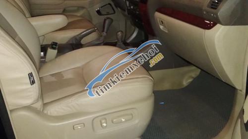 Cần bán Lexus GX 470 AT sản xuất 2008, màu đen, nhập khẩu nguyên chiếc