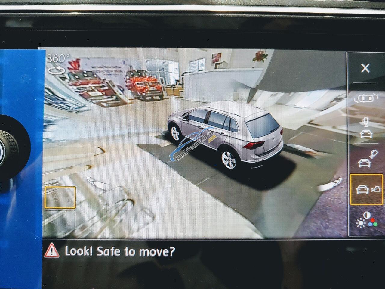 Bán Tiguan Allspace Luxury - Mua xe giao ngay, ưu đãi cực hot