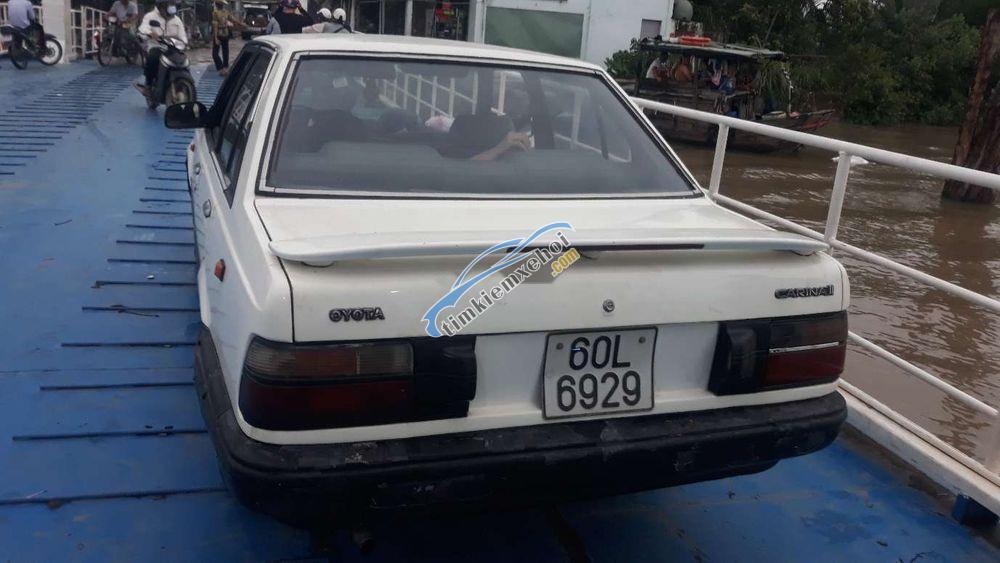 Bán Toyota Caldina đời 1982, màu trắng, xe nhập