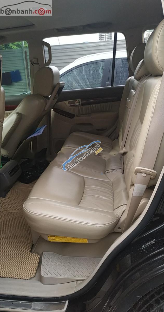 Cần bán xe Lexus GX 470 năm 2008, màu đen, xe nhập chính chủ