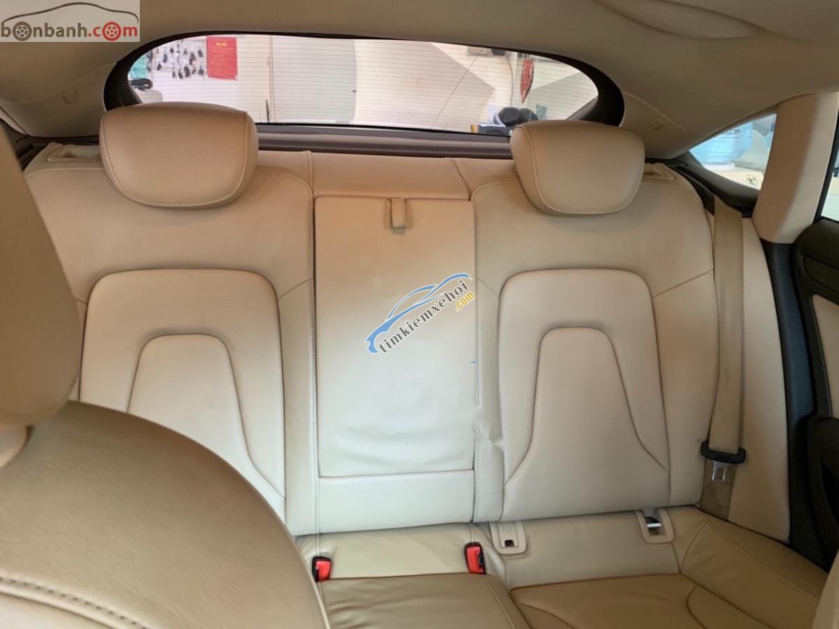 Bán xe Audi A5 2.0 đời 2012, màu trắng, xe nhập