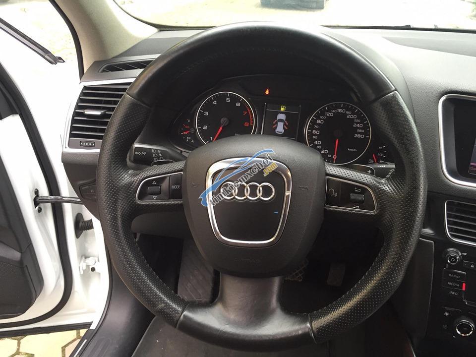 Audi Q5 2.0T quattro sản xuất 2012