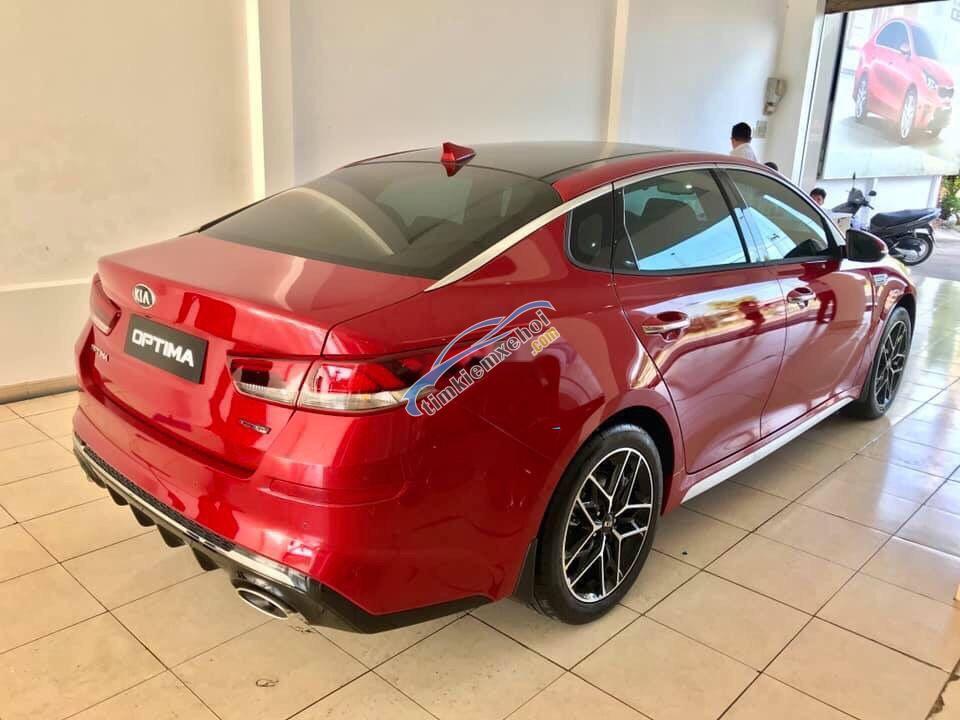 Bán xe Kia Optima đời 2019, màu đỏ, ưu đãi lớn