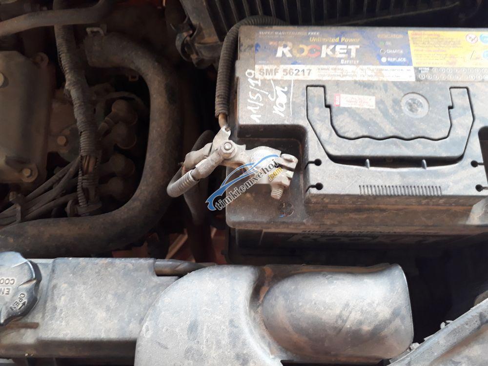 Bán Hyundai Getz đời 2009, màu xanh lam, xe gia đình