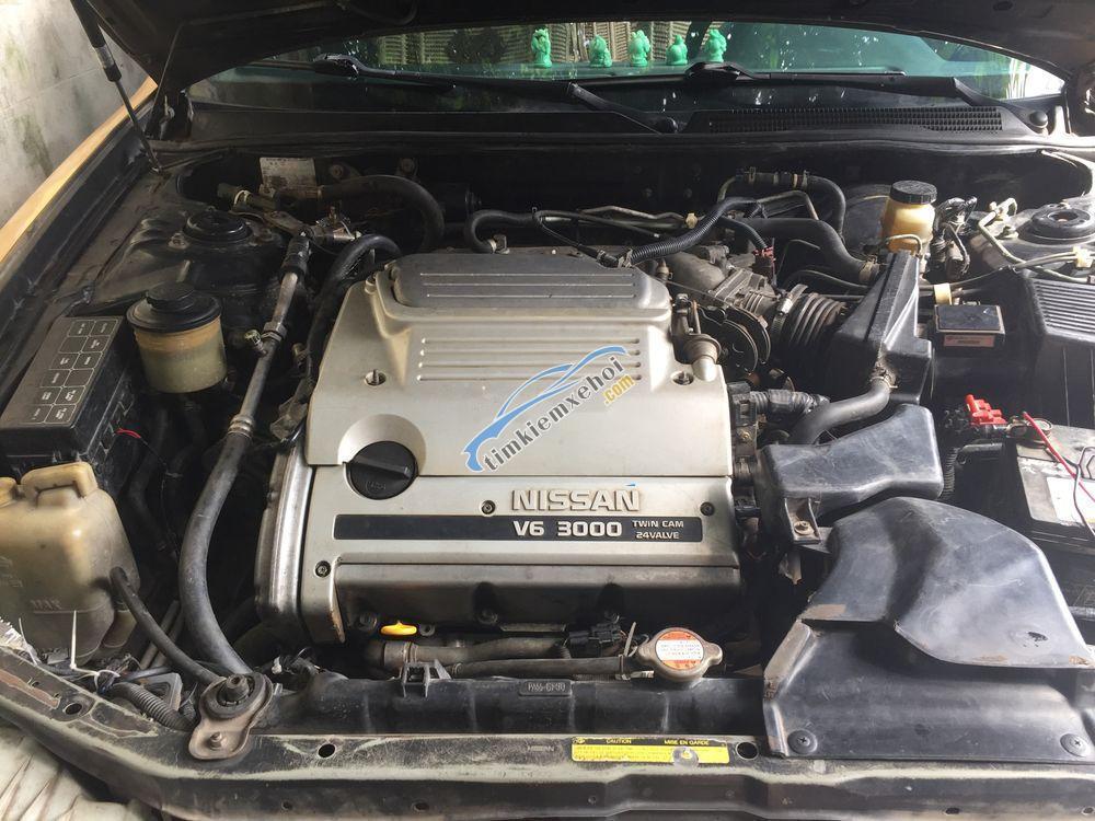 Bán Nissan Cefiro đời 1994, màu vàng, nhập khẩu