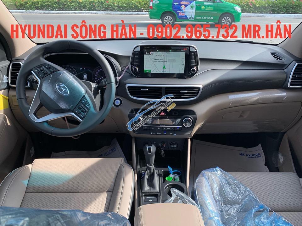 Hyundai Sông Hàn Đà Nẵng bán Hyundai Tucson 2019 all new, giá cực sốc, LH: Hữu Hân 0902 965 732