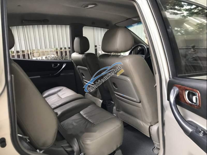 Chính chủ bán lại xe Chevrolet Vivant đời 2009, màu bạc