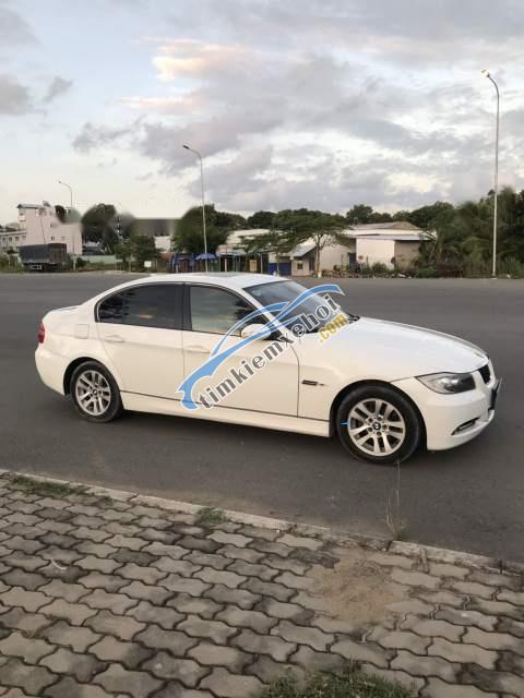 Bán BMW 3 Series 320i đời 2008, màu trắng, xe nhập