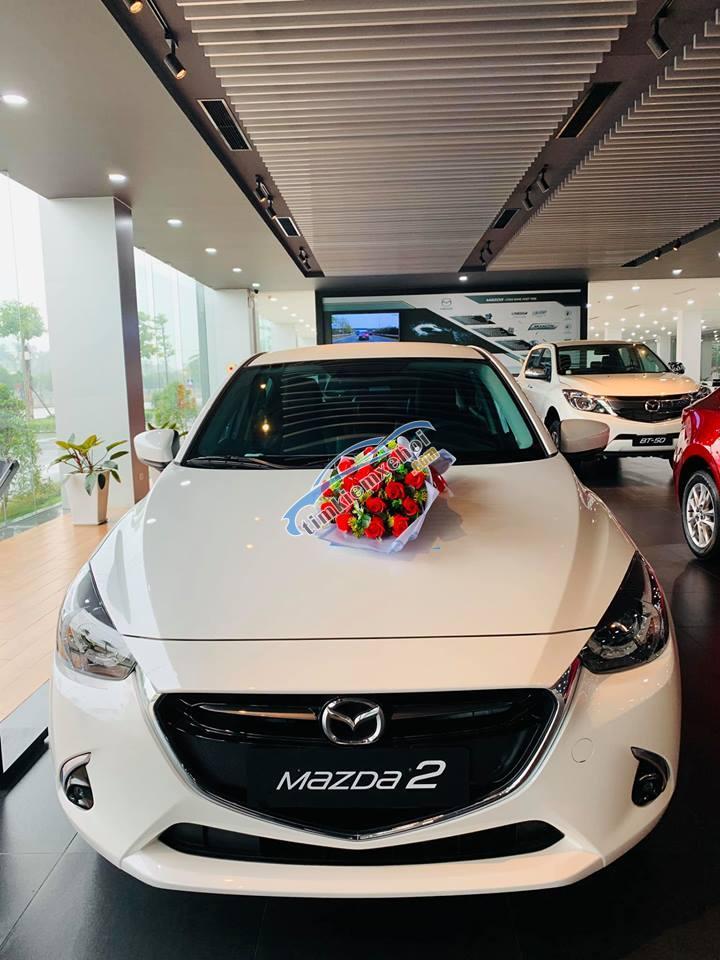 Bán Mazda 2 nhập khẩu 1.5 SD đời 2019, chỉ 180tr lăn bánh