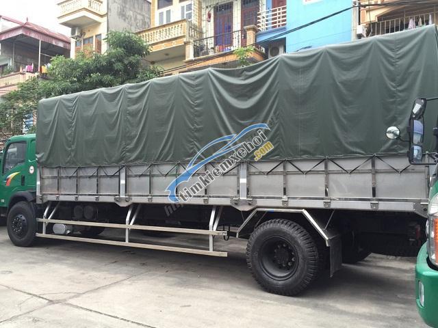 Bán xe tải TMT Dongfeng 9T thùng 7m6