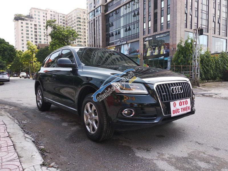 Bán xe Audi Q5 2.0 T đời 2013
