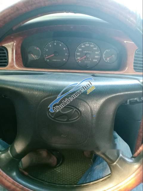 Bán xe Hyundai Sonata đời 1998, màu xanh dưa