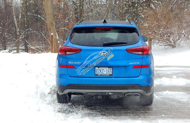 Bán Hyundai Tucson năm 2019, màu xanh lam, nhập khẩu