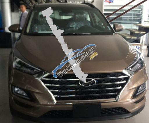 Cần bán Hyundai Tucson 2.0 AT đời 2019, màu nâu, giá tốt