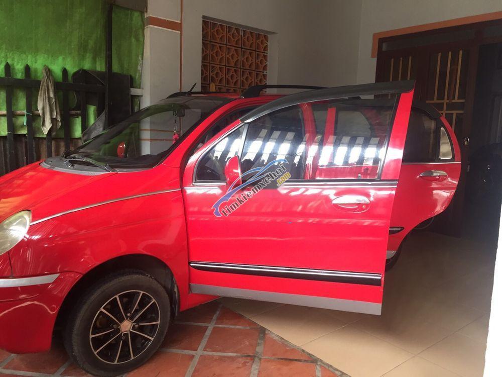 Bán ô tô Daewoo Matiz năm 2003, màu đỏ, 70tr