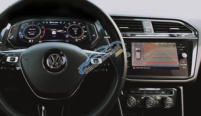 Bán Volkswagen Tiguan nhập khẩu giá rẻ