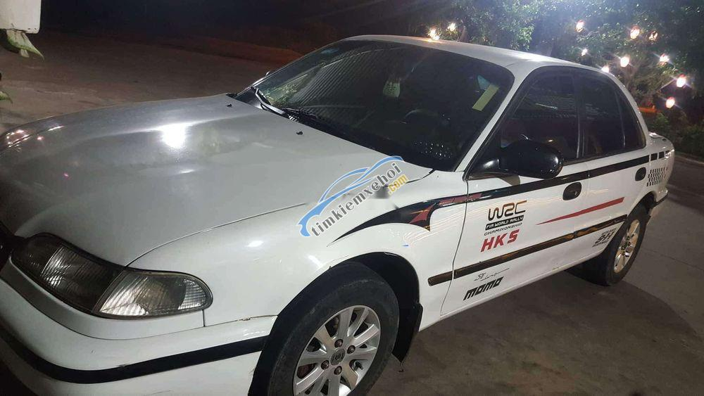 Cần bán xe Hyundai Sonata sản xuất 1994, màu trắng