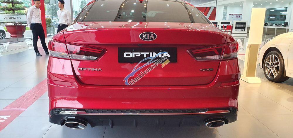 Bán xe Kia Optima năm 2019, màu đỏ, giá 789tr
