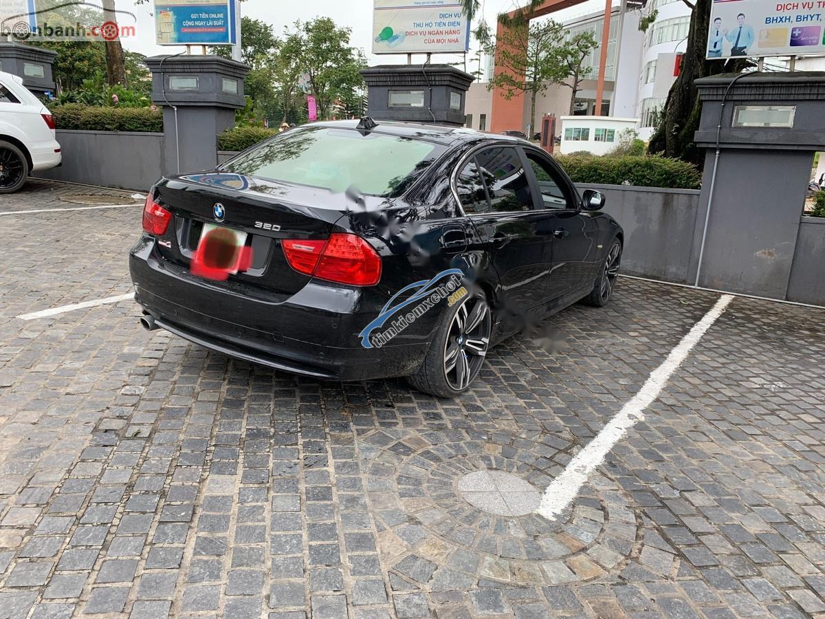 Bán BMW 3 Series 320i năm sản xuất 2009, màu đen, nhập khẩu nguyên chiếc chính chủ