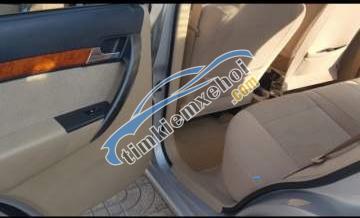 Bán Chevrolet Aveo năm 2012, xe nguyên bản rất đẹp