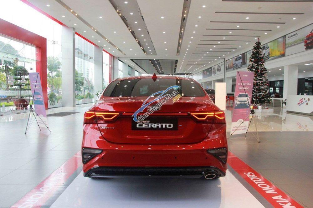 Bán ô tô Kia Cerato 2019, màu đỏ