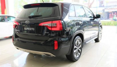 Bán xe Kia Sorento Premium G đời 2019, màu đen, 919 triệu, đủ màu sẵn xe giao ngay