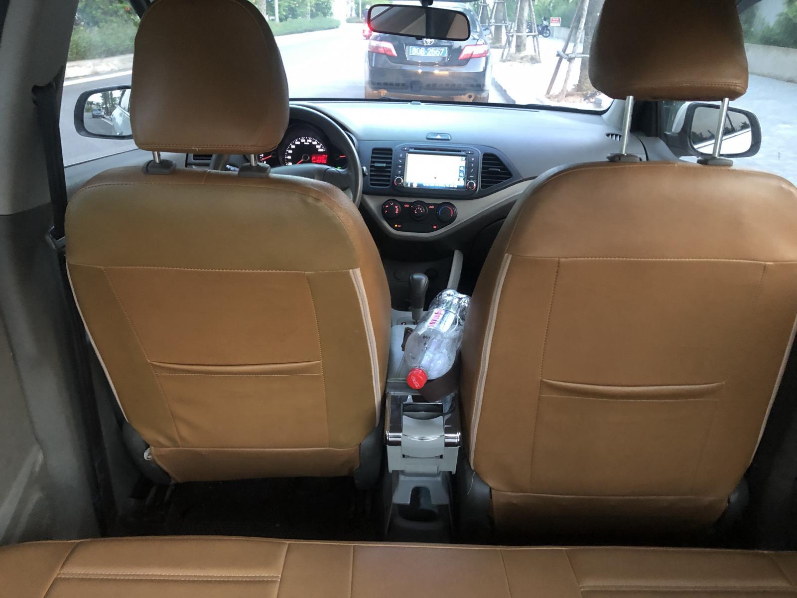 Kia Morning Van nhập khẩu nguyên chiếc 2013