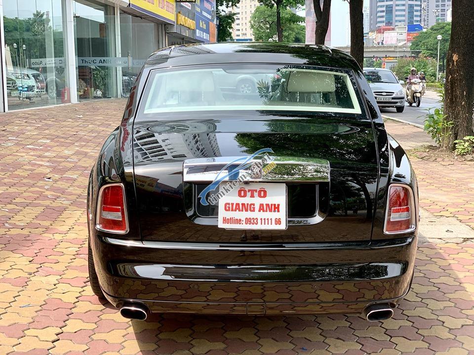 Bán siêu xe Rolls Royce Phantom 2011