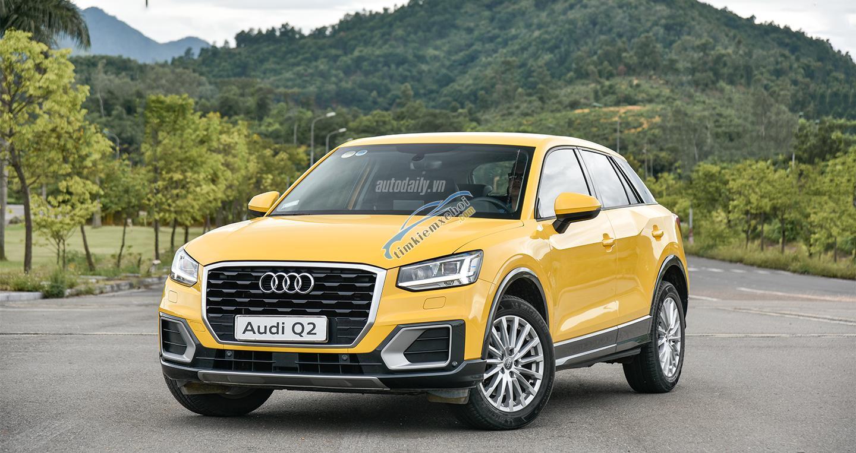 Bán xe Audi Q2 nhập khẩu tại Đà Nẵng, chương trình khuyến mãi lớn, Audi Đà Nẵng