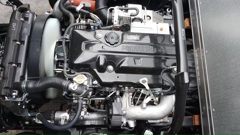 Bán trả góp xe Mitsubishi Fuso 2019, trả trước 200 triệu nhận xe ngay