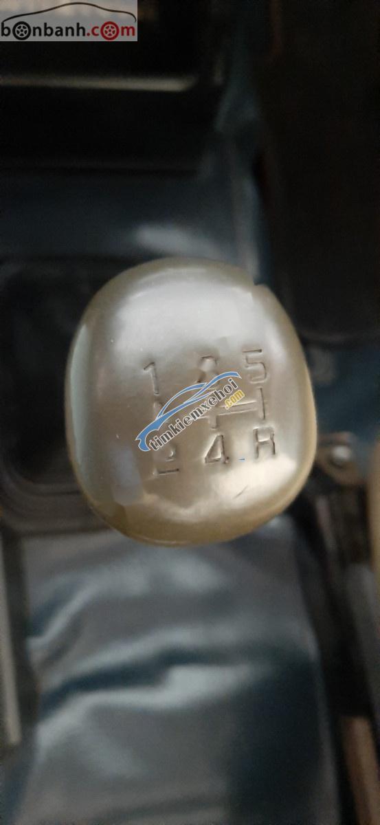 Bán xe cũ Mitsubishi Jolie MB năm 2003, màu xanh lam