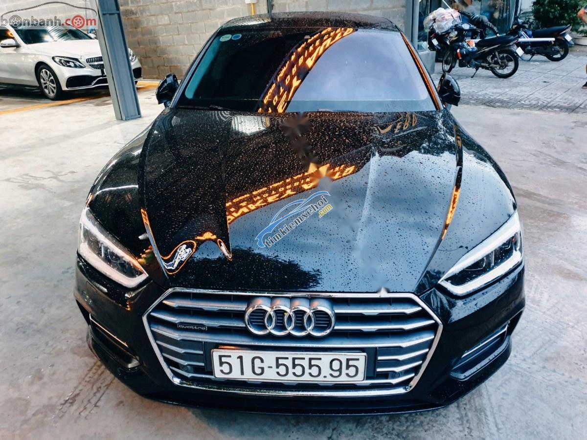 Cần bán xe cũ Audi A5 đời 2018, màu đen, nhập khẩu