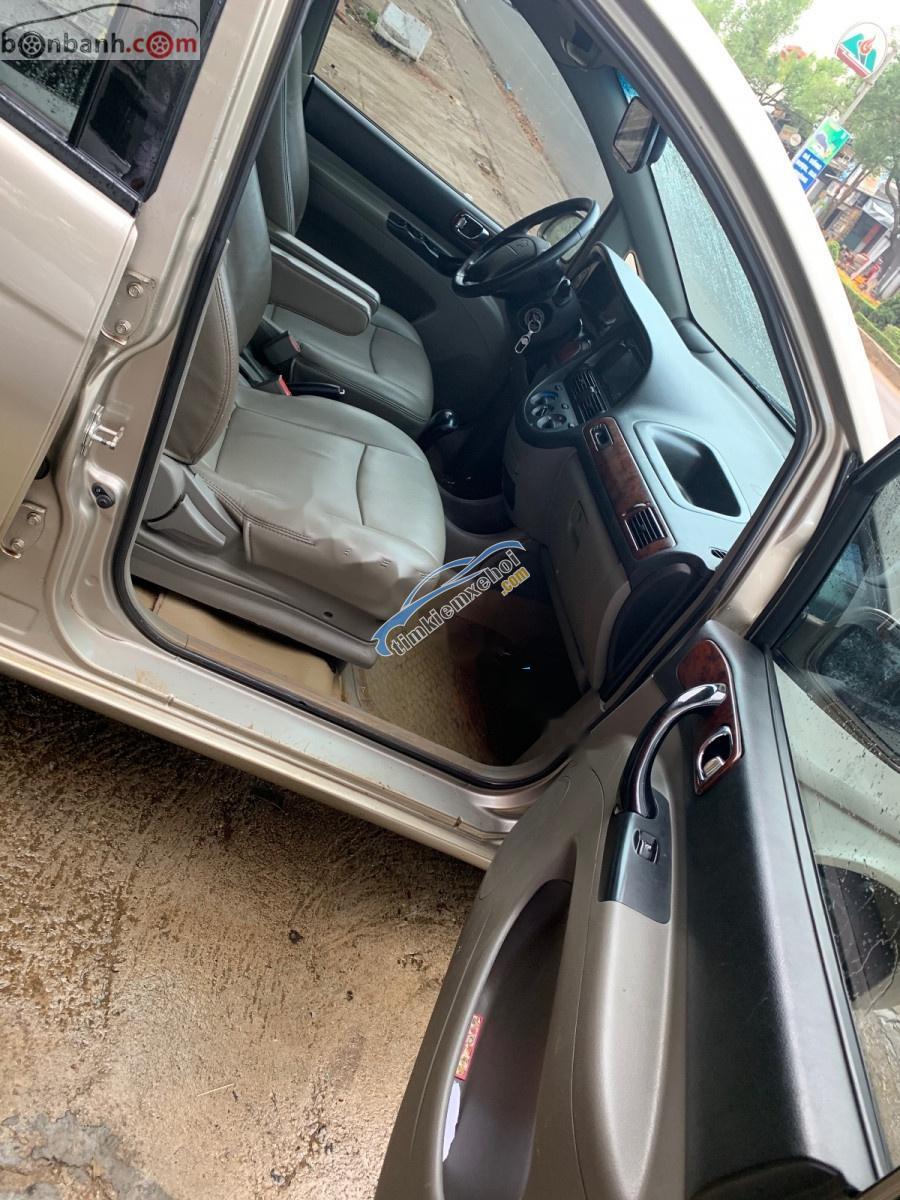 Bán ô tô Chevrolet Vivant CDX AT đời 2009, giá 200tr