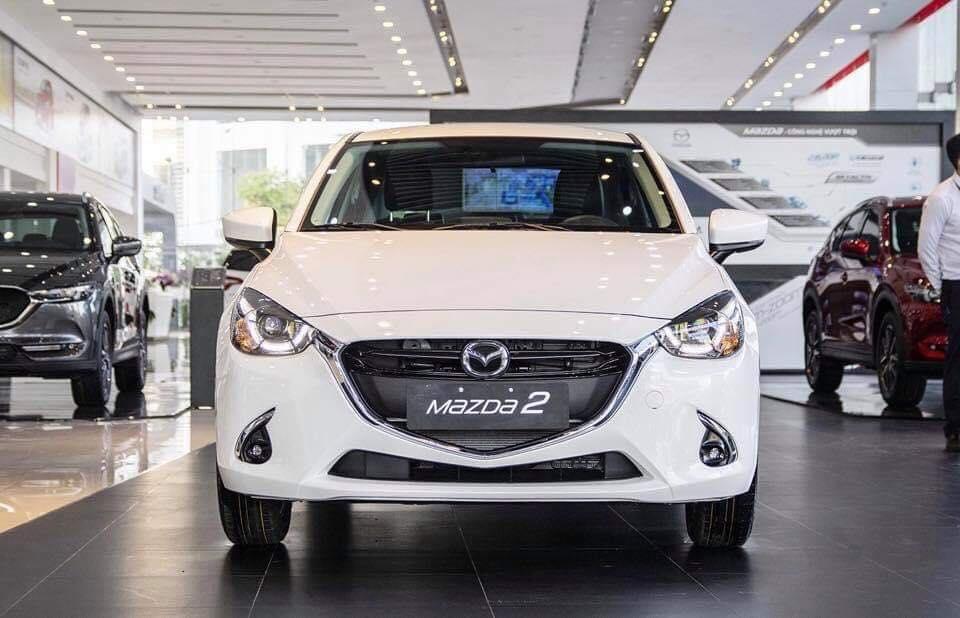 Mazda 2 1.5 Sedan 2019 nhập khẩu, ưu đãi khủng, trả góp 85%