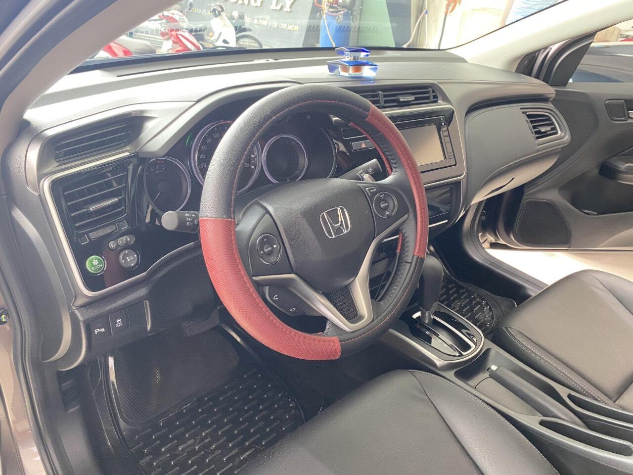 Bán xe Honda City đời 2018