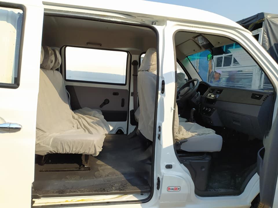 Bán xe tải Van DongBen 5 chỗ 495 kg mới 2020. xe Dongben 5 chỗ giá tốt
