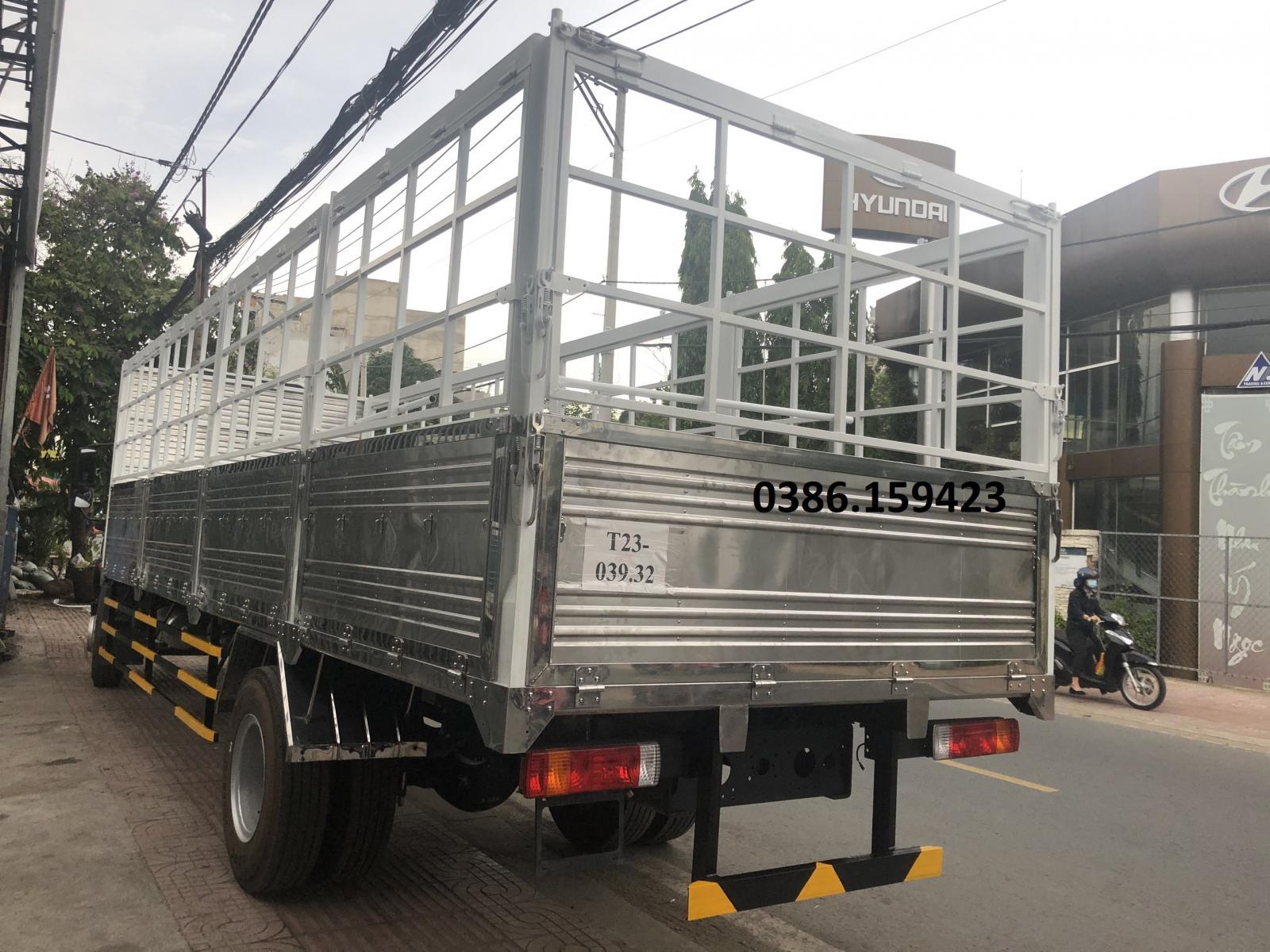 Xe tải Faw 8 tấn thùng dài 8m chạy có bền không?